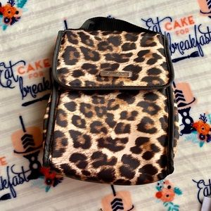 Leopard Insulated Lunch Box